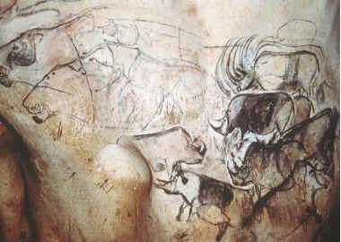 Les peintures rupestres de la grotte Chauvet découvertes en décembre 1994 viennent de donner lieu à un procès. Le tourisme souterrain rapporte gros mais donne lieu parfois à des conflits d'intérêts. (Photo AFP).